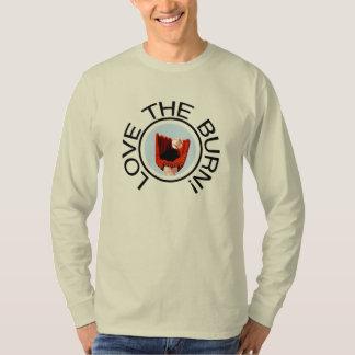 Love the Burn Baseball T-shirts and Gifts