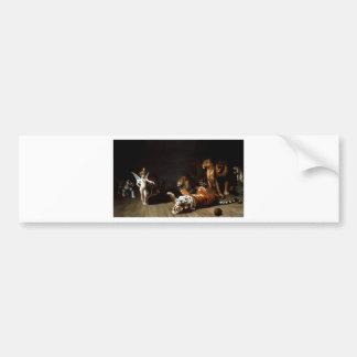 Love the Conqueror by Jean-Leon Gerome Bumper Sticker