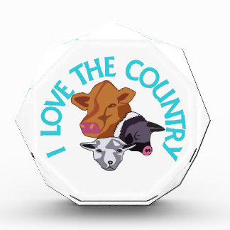 Love the Country Award