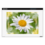 """Love the daisy 15"""" laptop decals"""