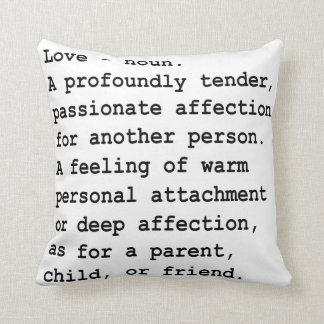 oxford dictionary meaning of love