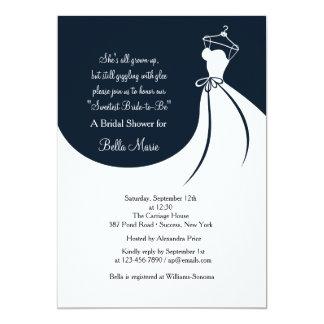 Love the Dress Bridal Shower Invitation