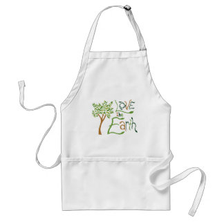 Love the Earth Adult Apron