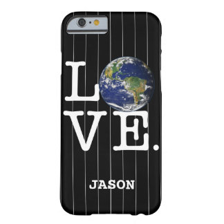 Love The Earth Barely There iPhone 6 Case
