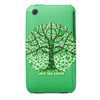 love the earth iPhone 3 case