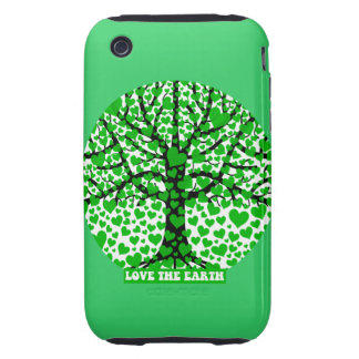 love the earth iPhone 3 tough covers