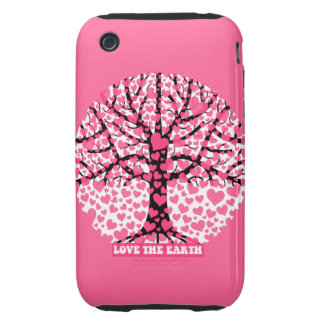 love the earth iPhone 3 tough cover