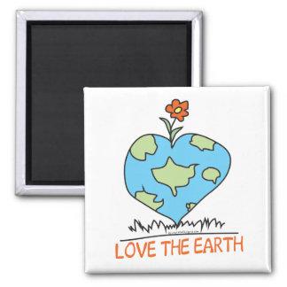 Love the Earth Fridge Magnets