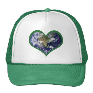 Love the Earth (Green) Trucker Hat