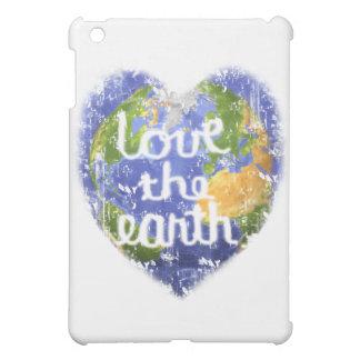 Love the Earth Heart iPad Mini Cover
