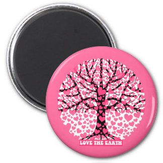 love the earth magnet