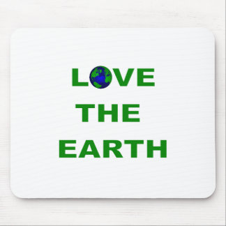 Love the Earth Mouse Pad