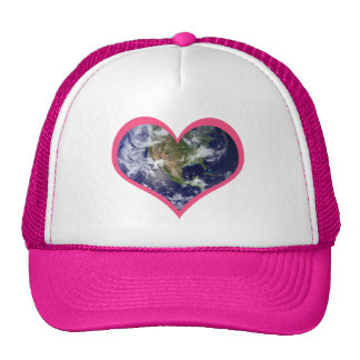 Love the Earth (Pink) Trucker Hat