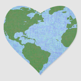 Love The Earth Stickers