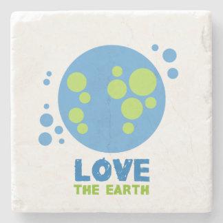 Love The Earth Stone Coaster