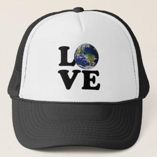 Love The Earth Trucker Hat
