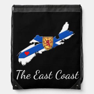 Love The East Coast Heart N.S. bag