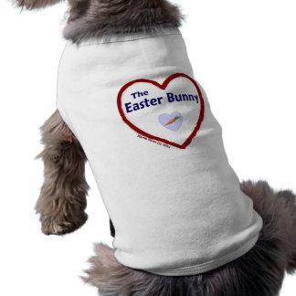 Love: The Easter Bunny - Dog Shirt