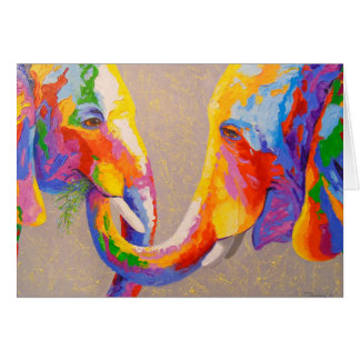 Love the elephants card