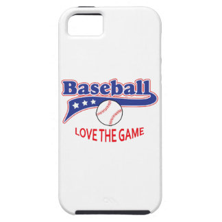LOVE THE GAME iPhone 5 COVER