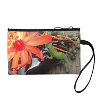 Love the Gecko - Let him protect your stuff Coin Purse