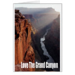 Love The Grand Canyon Greeting Card
