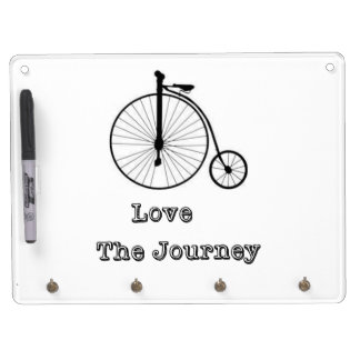 Love The Journey Dry Erase Board With Keychain Holder