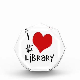 Love the Library Award