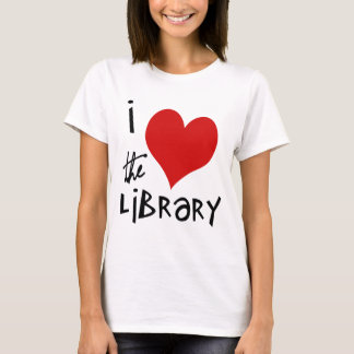 Love the Library T-Shirt
