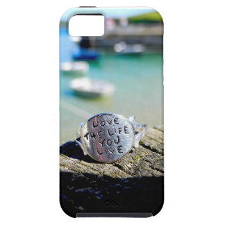 Love the Life You Live iPhone 5 case