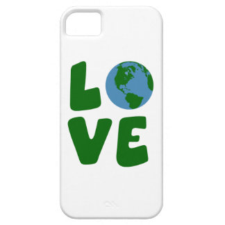 Love the Mother Earth Planet iPhone SE/5/5s Case