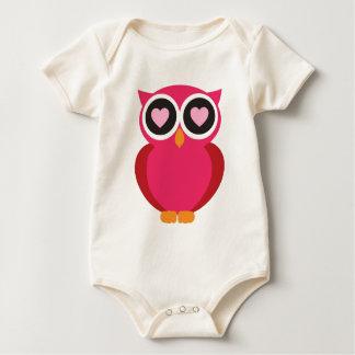 Love the Owl Baby Bodysuit