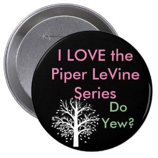 Love the Piper Levine Series Tree Button