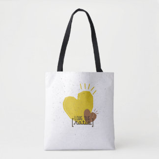 Love The Ratio Tote Bag