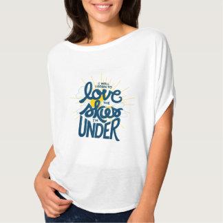 Love the Skies - Scoop Flowy Shirt