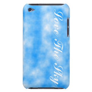 Love The Sky I Pod Touch 4 Case