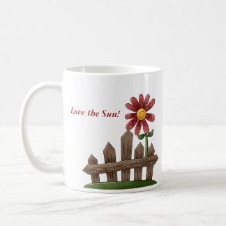 Love the Sun! Gardening Mug