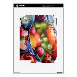 Love the Tropical Fruits Skins Para iPad 2
