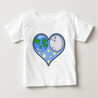 Love the Universe Baby T-Shirt