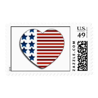 Love the USA Postage