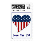 Love the USA Stamps