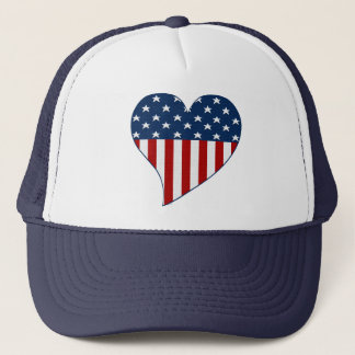 Love the USA Trucker Hat