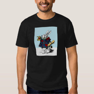 Love the White Rabbit Alice in Wonderland T-Shirt