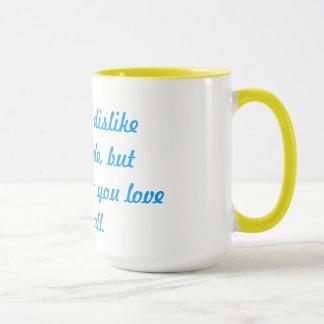 Love them all mug