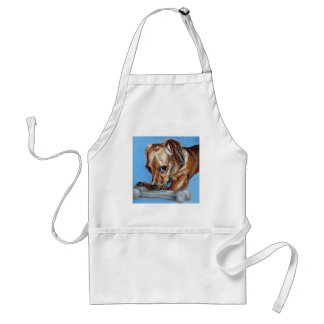 Love Them Bones Adult Apron