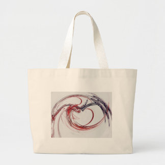 Love Thing Large Tote Bag