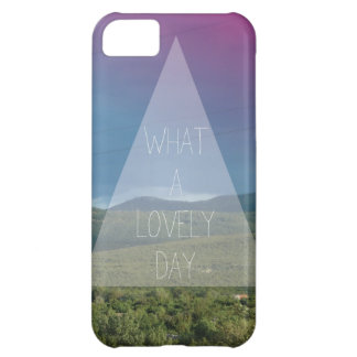 Love this day quote iphone case