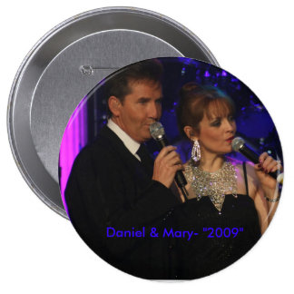 """love this one, Daniel & Mary- """"2009"""" Buttons"""