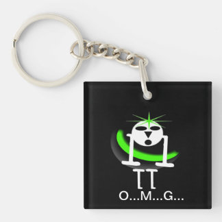 Love This Song - Skullnskin Graphic Key Chain