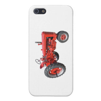 Love Those Old Red Tractors Case For iPhone SE/5/5s